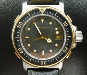 ティファニー時計 (2)
