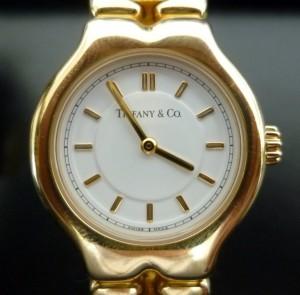 ティファニー時計