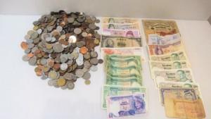 外国銭&外国紙幣