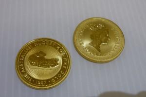 オーストラリア干支金貨