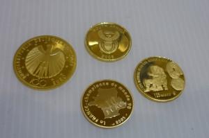 フランス ワールドカップ金貨
