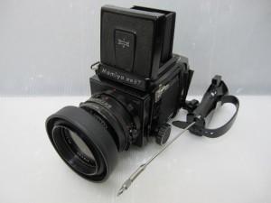 マミヤRB67中判カメラ