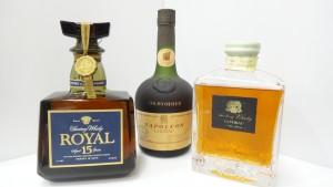 インペリアル クルボアジェナポレオン ローヤル15年 酒