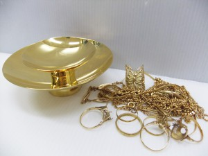 純金 K18貴金属 買取