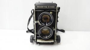 MAMIYA マミヤ C330 プロフェッショナル 二眼レフ 1:2.8 80mm